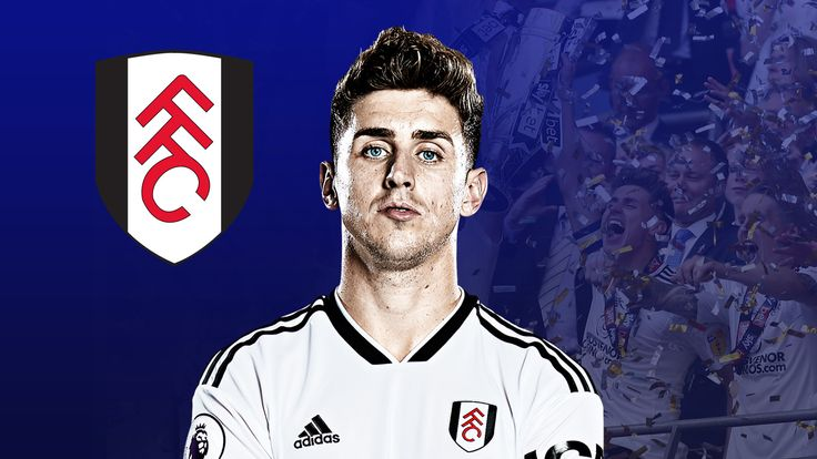 Fulham's Tom Cairney is hoping to make an impact in the Premier League