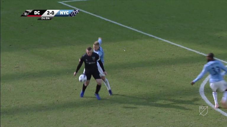 rooney turns provider football mls