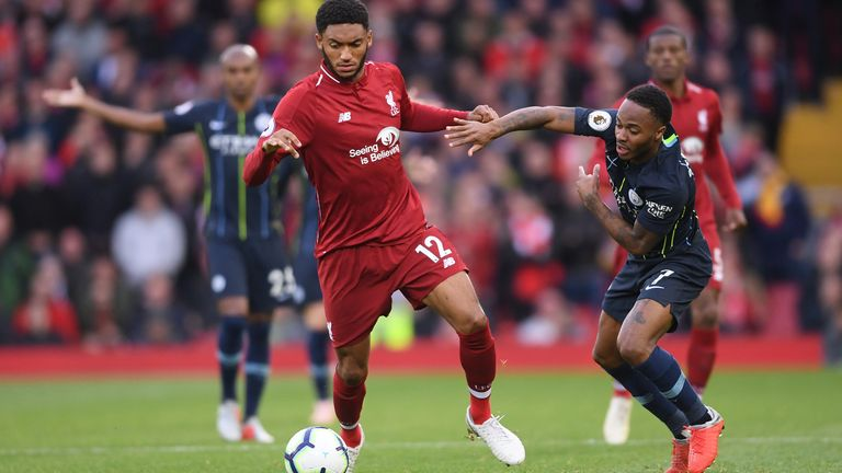 Highlights from Liverpool's goalless draw against Manchester City in the Premier League