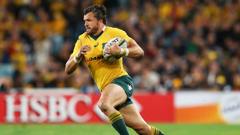 116-cap Australia back Adam Ashley-Cooper spoke exclusively to Sky Sports out in Japan