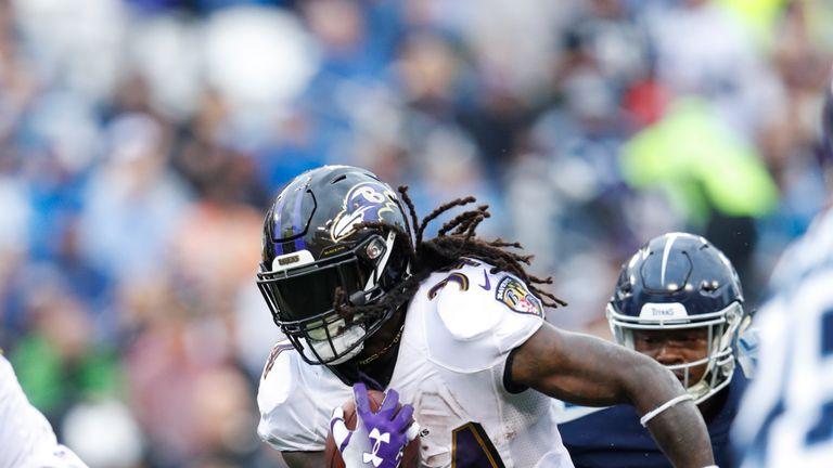 Alex Collins cut by Baltimore Ravens  dcb40454a