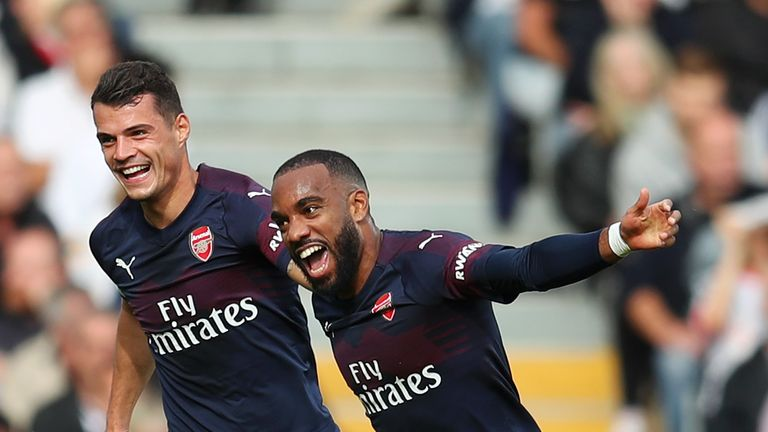 Unai Emery puts Aaron Ramsey's Arsenal future on hold