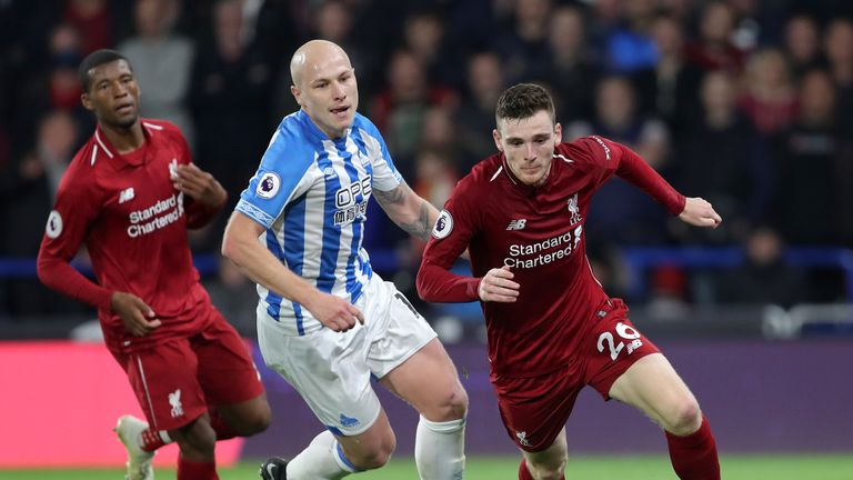 Robertson says Liverpool are focused only on their own results