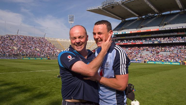 Daly enjoyed some great days in charge of Dublin