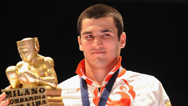 Beterbiev won the World Amateur Championships in 2009