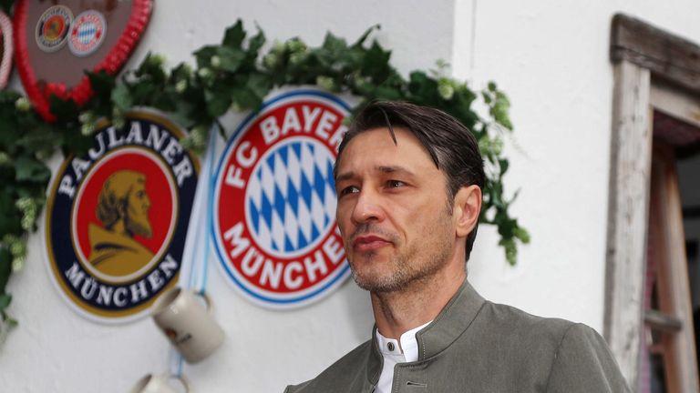 Niko Kovac was appointed Bayern Munich head coach in July
