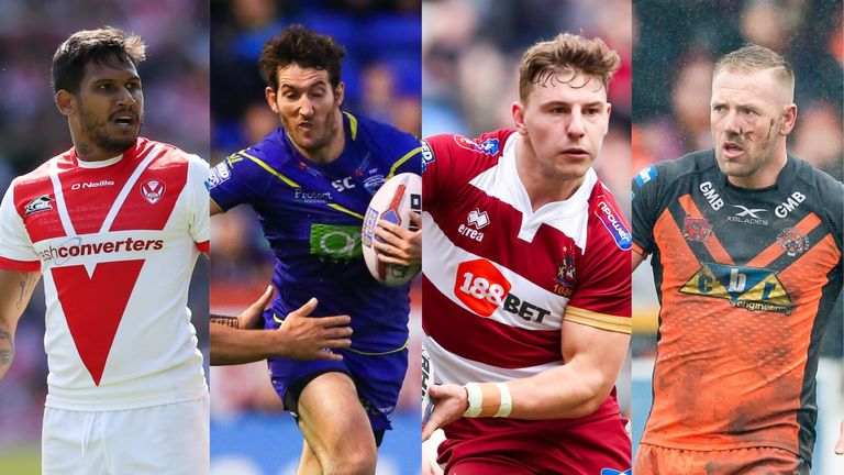 Four players who have the opportunity to take their game to the next level in the Super League semi-finals