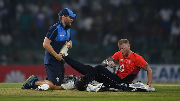 Head coach Trevor Bayliss has been critical of Stokes' training methods after he suffered cramp in the final one day international against Sri Lanka