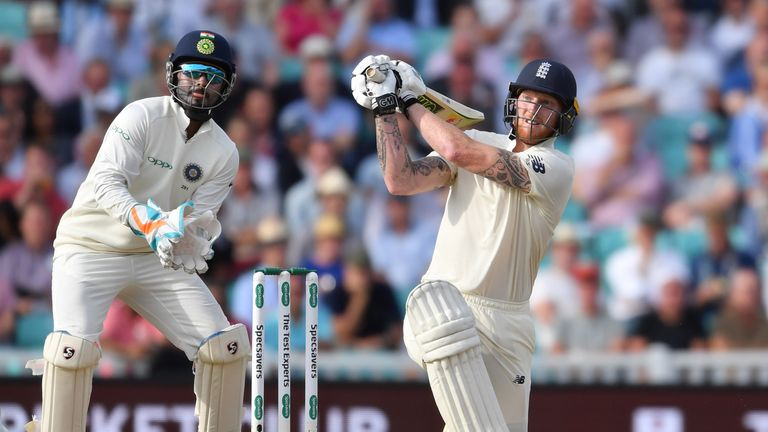 Ben Stokes says he wants to look ahead rather than dwell on his recent off-field issues