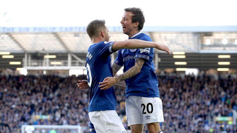 Bernard has made a bright start at Everton