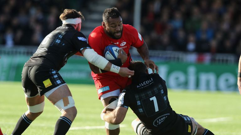 England No 8 Billy Vunipola is set to miss the autumn internationals having suffered another serious injury - breaking his arm