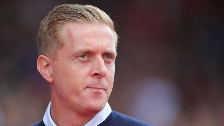Garry Monk's side are just four points outside the Championship play-off places