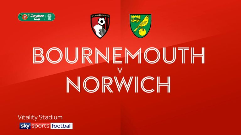 Bournemouth v Norwich