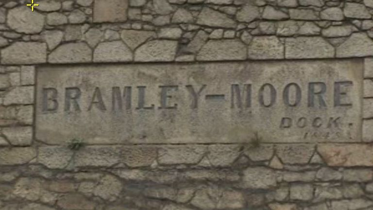 The redevelopment of Bramley-Moore Dock is likely to be funded by the private sector