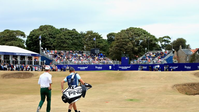 Gullane once again hosted a successful Scottish Open in July