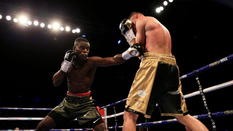 Ritson vs Patera: Brutal Joshua Buatsi scores first-round demolition | Boxing News |