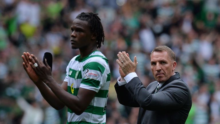 Celtic defender Dedryck Boyata says he cannot speak about his issues with the club at the start of the season.Glasgow, Scotland.