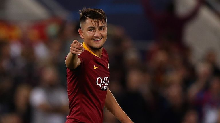 Euro Paper Talk: Arsenal scout spotted watching Roma's Cengiz Under