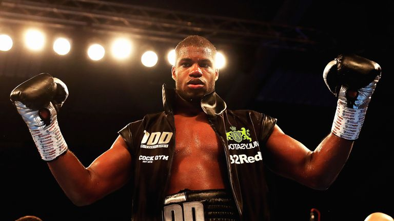 Daniel Dubois is an outstanding British prospect