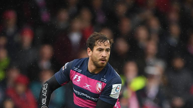 Cipriani missed out on selection in England's squad  for the autumn internationals