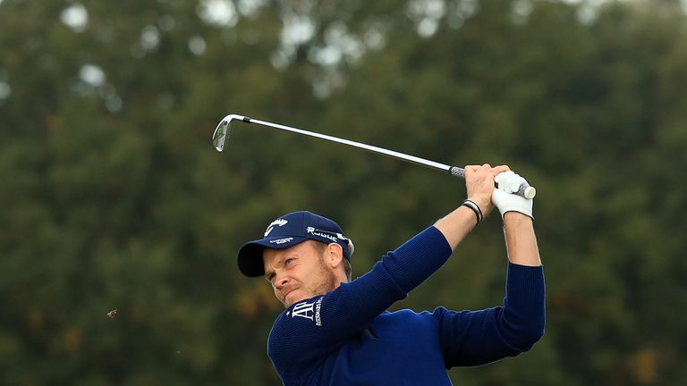 Ex-Masters champ Willett in early hunt in S.Korea