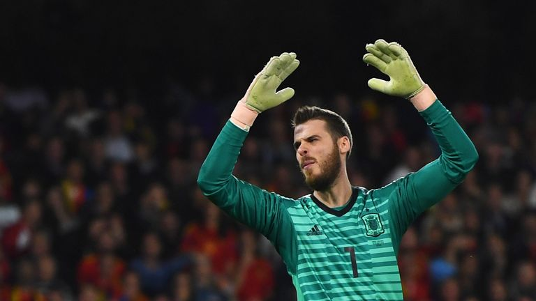 Will David de Gea be Man Utd's MVP on Sunday?
