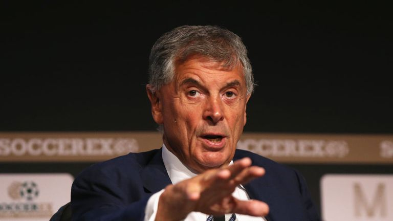 David Dein is the driving force behind Twinning Project