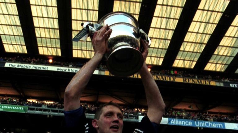 Doddie Weir had a distinguished career with Scotland and also enjoyed success with Newcastle