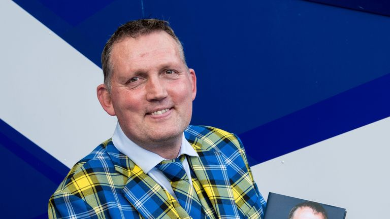 Doddie Weir says he has to keep busy despite the daily struggles of battling Motor Neurone Disease