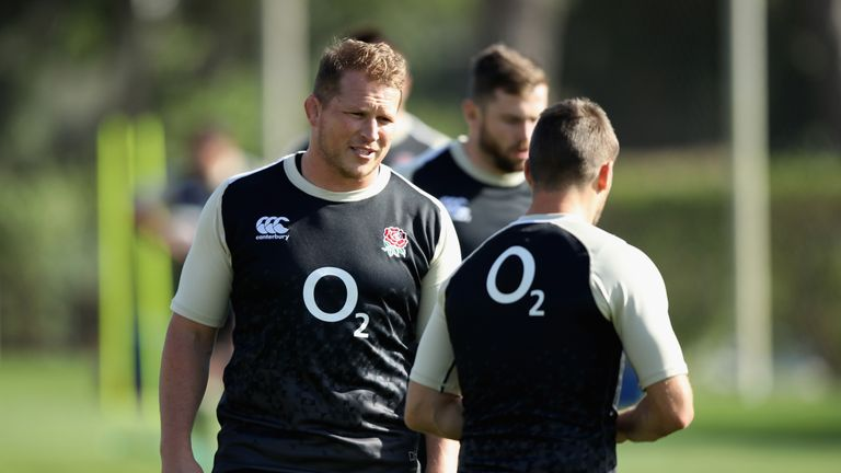 Jones puts faith in 'spiritual leader' Farrell for Springboks clash