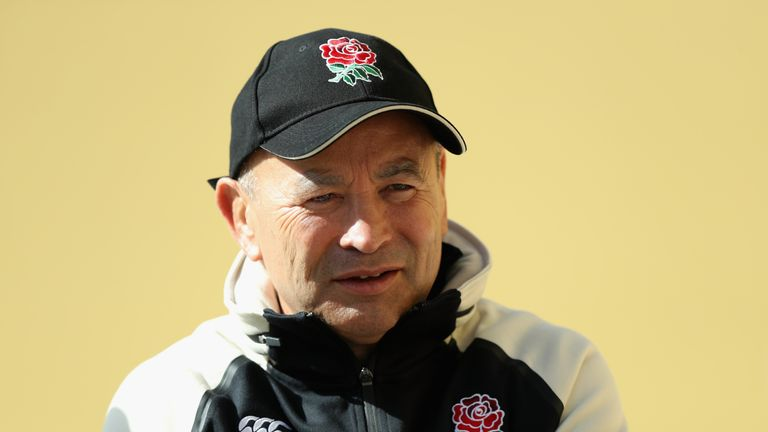 Eddie Jones Turns On English Media Desperate 'For Him To Be Sacked'