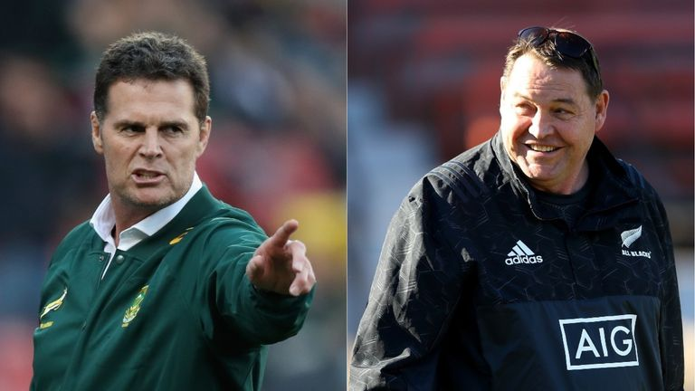 Hansen says Springboks clash can lay down World Cup marker