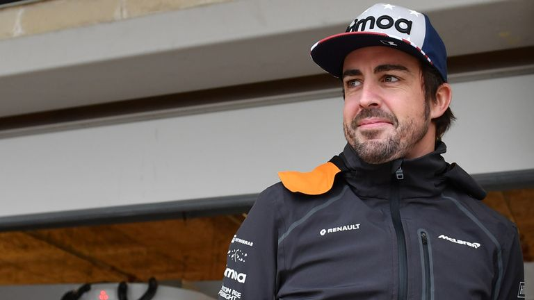 Fernando Alonso could only finish 11th in his McLaren last season