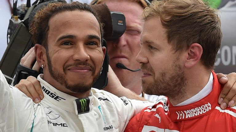 Lewis Hamilton: His F1 race against history and rivals as 2019 begins | F1 News