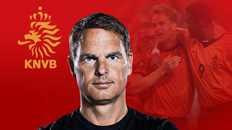 Frank de Boer sees signs of a Dutch renaissance after a difficult period