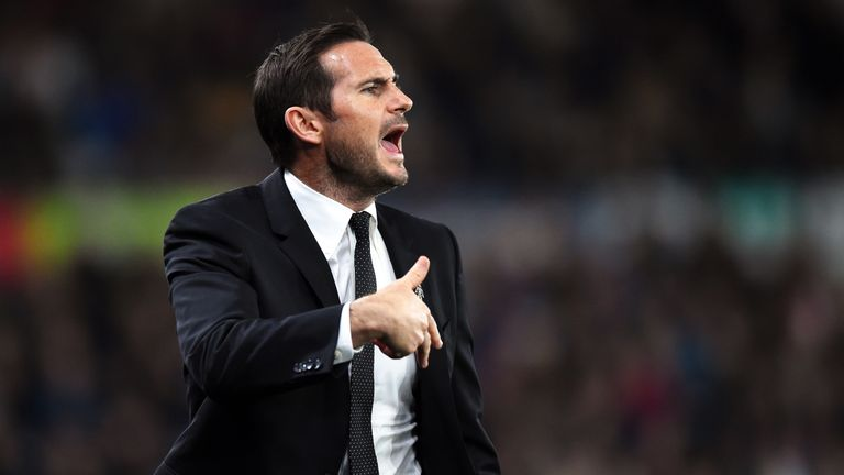 Frank Lampard admits Derby could have been even more clinical at West Brom