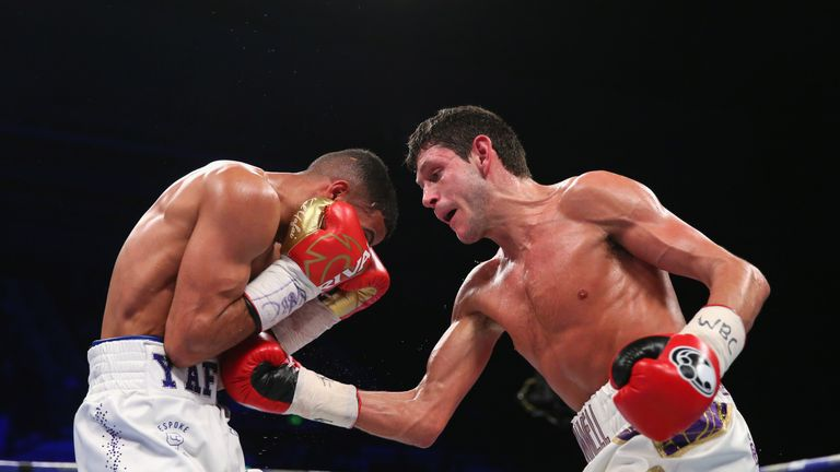 McDonnell tired Yafai out in impressive fashion, says Macklin