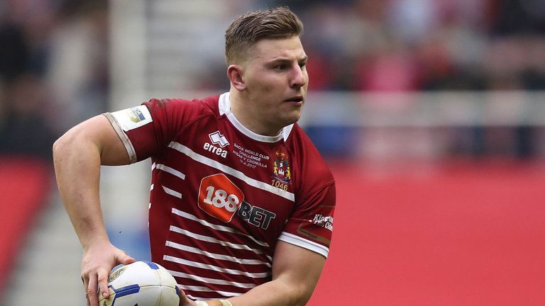 Will George Williams leave Wigan at the end of this season?