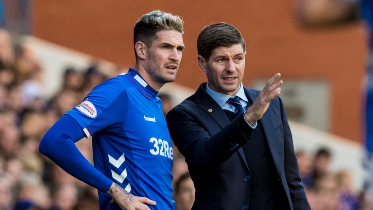 IFA blocks absent Lafferty from Rangers match