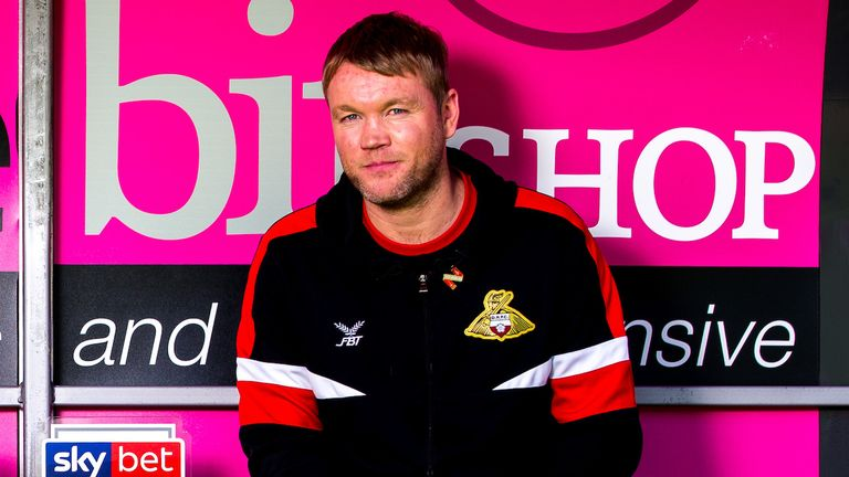 Grant McCann's side held high-flyers Barnsley to a draw last time out