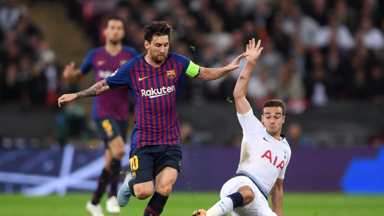 Winks earned widespread praise for his performance against Barcelona