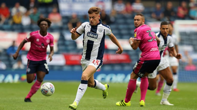 Harvey Barnes has impressed on loan at West Brom