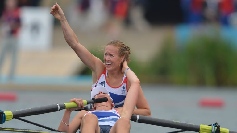 Helen Glover talks to Sportswomen about mental health