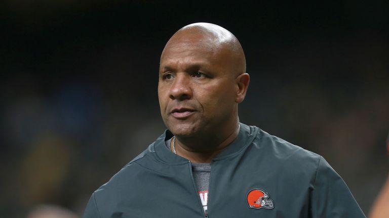 Hue Jackson's firing as head coach has enthused the franchise