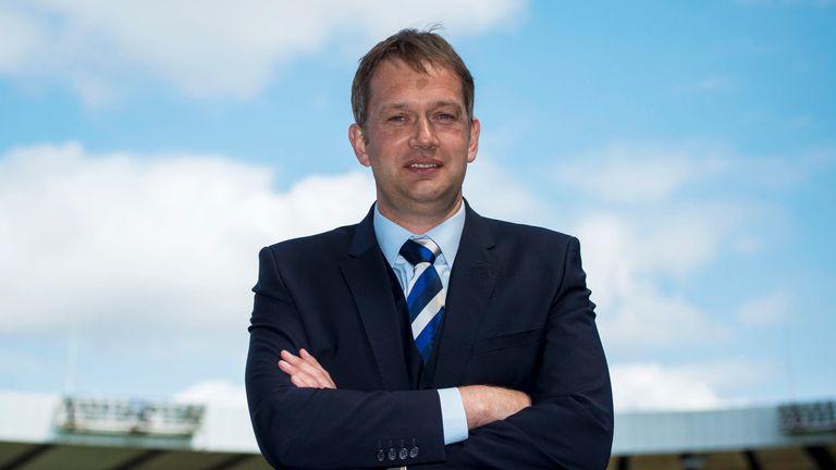 SFA chief executive Ian Maxwell