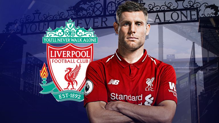 James Milner is impressing for Liverpool this season