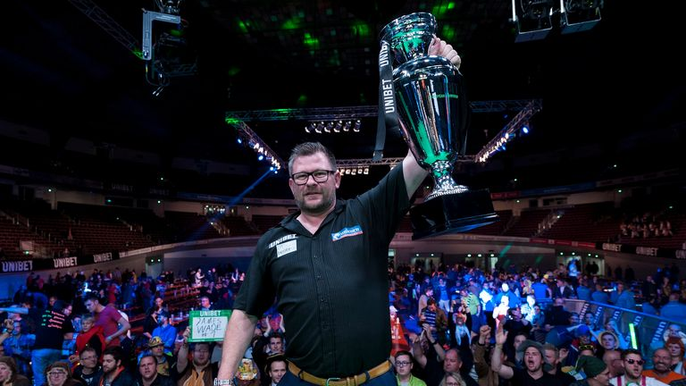 James Wade's eighth major televised title could well prove to be his sweetest