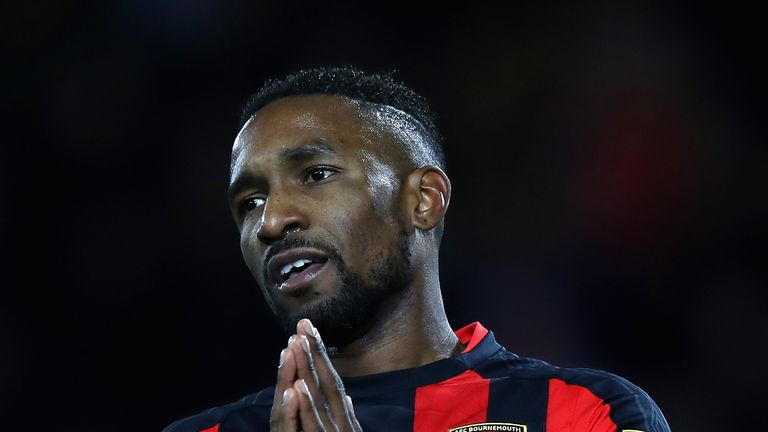Jermain Defoe says he would not rule out a return to the MLS in the future