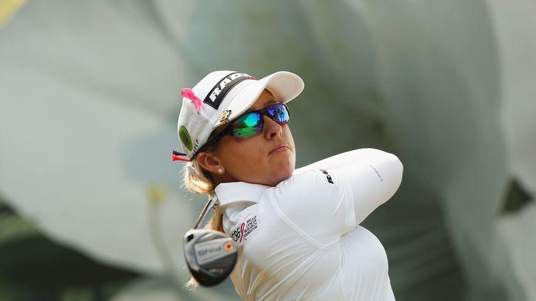 Shadoff takes early lead at LPGA Taiwan