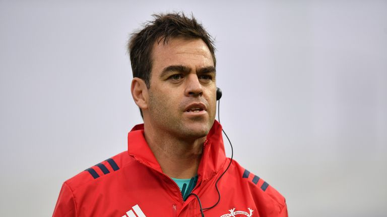 Munster's Johann van Graan will likely be the more satisfied with the result, picking up points away from home